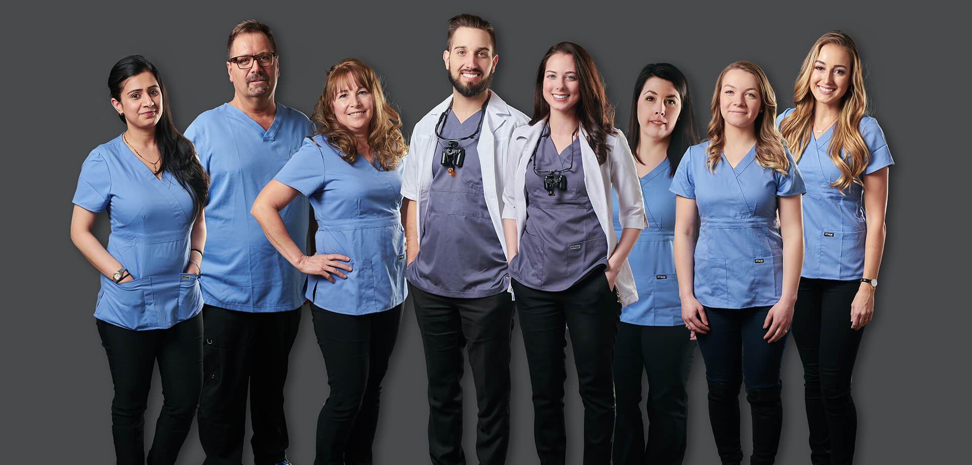 Wheatland Dental Doctor's Staff